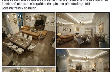 Phi Thanh Vân mua hai căn hộ liền kề chục tỷ