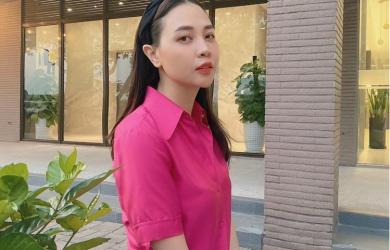 Khoe nhan sắc mặn mà sau sinh, Đàm Thu Trang bị lộ loạt chi tiết chỉnh sửa ảnh quá đà