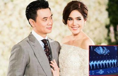 Minh tinh Thái Lan Chompoo Araya mang thai con thứ 3